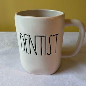 Rae Dunn Dentist Matte Mug